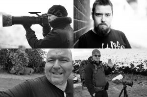 The Northern Photography Collective. Simon Auchterlonie, Dru Dodd, Alan Hewitt, Nick Watson